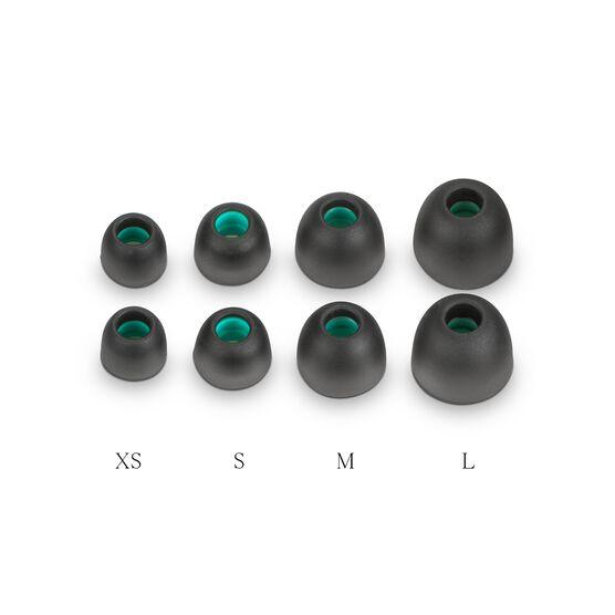AKG N200 EAR TIPS - Black - Hero