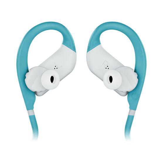 JBL Endurance DIVE - Teal - Waterproof Wireless In-Ear Sport Headphones with MP3 Player - Detailshot 1
