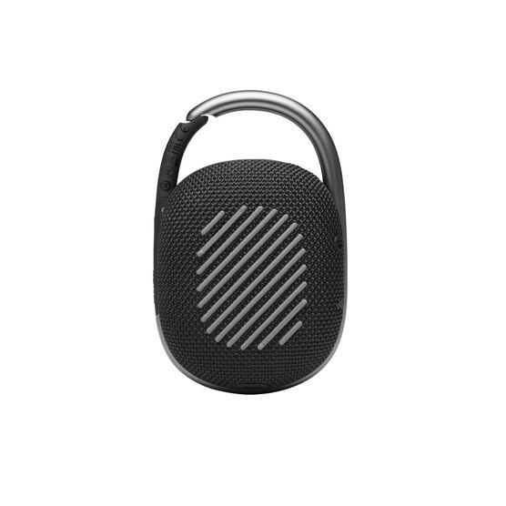 JBL CLIP 4 - Black - Ultra-portable Waterproof Speaker - Back