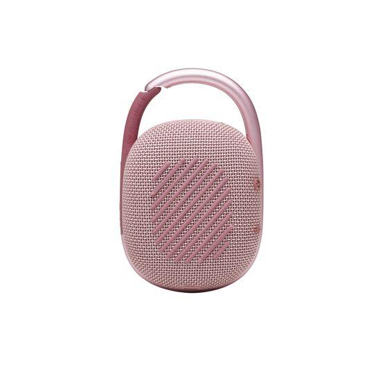 JBL CLIP 4 - Pink - Ultra-portable Waterproof Speaker - Back