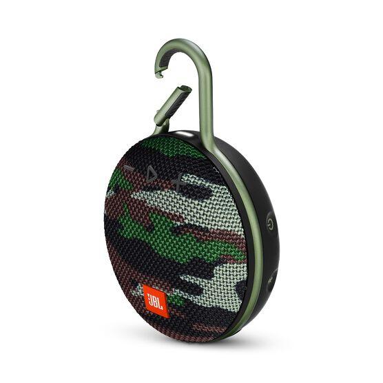 JBL CLIP 3 - Squad - Portable Bluetooth® speaker - Hero