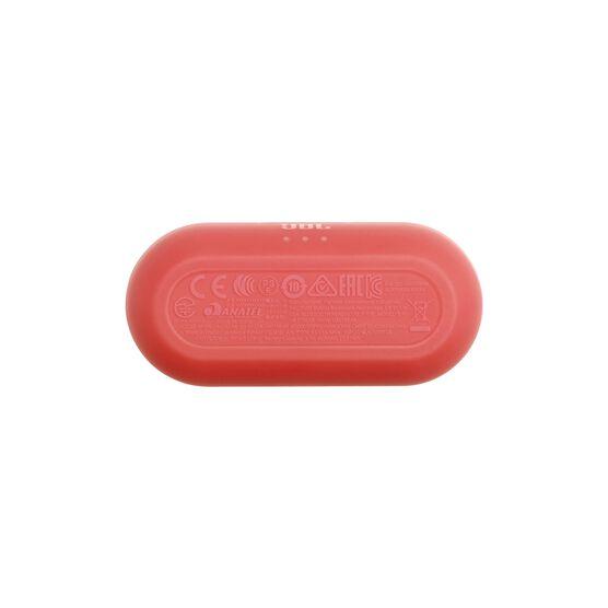 UA True Wireless Streak - Red - Ultra-compact In-Ear Sport Headphones - Detailshot 7