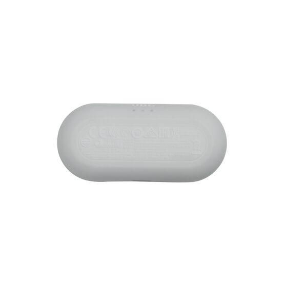 UA True Wireless Streak - White - Ultra-compact In-Ear Sport Headphones - Detailshot 7
