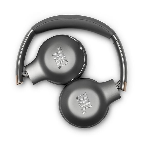 EVEREST™ 310GA - Gun Metal - Wireless on-ear headphones - Detailshot 1