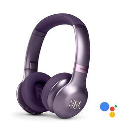 EVEREST™ 310GA - Purple - Wireless on-ear headphones - Hero