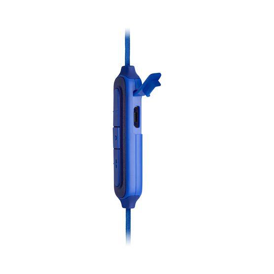 E25BT - Blue - Wireless in-ear headphones - Detailshot 2