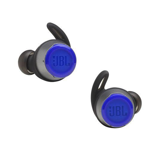JBL Reflect Flow - Blue - Waterproof true wireless sport earbuds - Detailshot 3