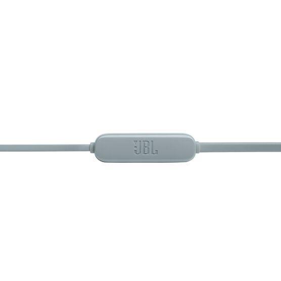JBL TUNE 115BT - Grey - Wireless In-Ear headphones - Detailshot 2