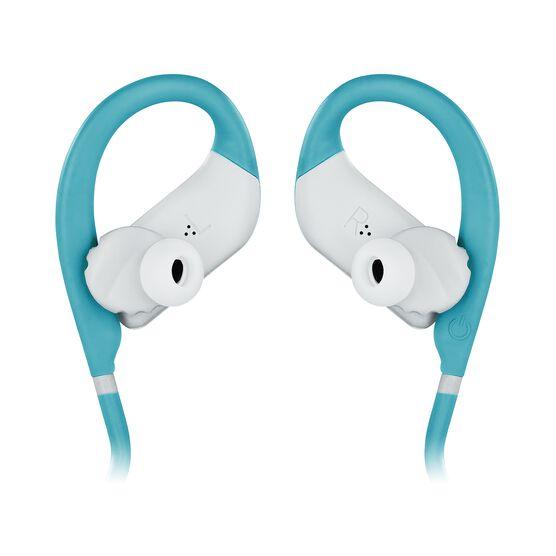 JBL Endurance JUMP - Teal - Waterproof Wireless Sport In-Ear Headphones - Detailshot 3