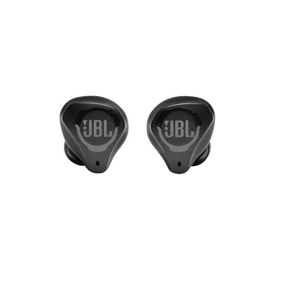 JBL Club Pro+ TWS - Black - True Wireless In-Ear NC Headphones - Front