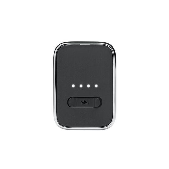 UA Project Rock True Wireless X - Engineered by JBL - Black - Waterproof true wireless sport earbuds - Detailshot 8