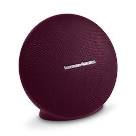 Onyx Mini - Red - Portable Bluetooth Speaker - Hero