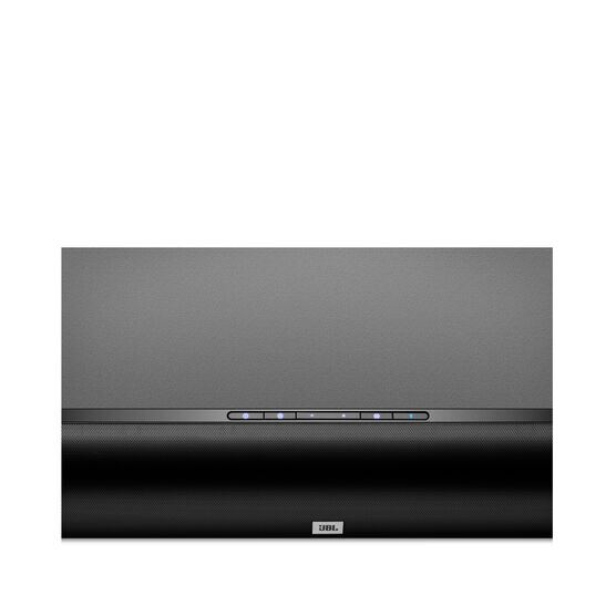 JBL Cinema Base - Black - Home cinema 2.2 all in one soundbase for television - Detailshot 4
