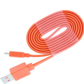 JBL CHARGE3,FLIP3,FLIP4 USB Cable - Orange - Hero