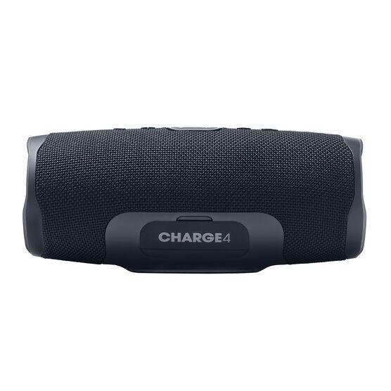 JBL Charge 4 - Black - Portable Bluetooth speaker - Back