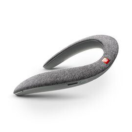 JBL SOUNDGEAR BTA - Grey - Wearable wireless sound - Hero
