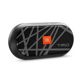 JBL TRIP TRD - Black - Visor Mount Portable Bluetooth Hands-free Kit - Hero