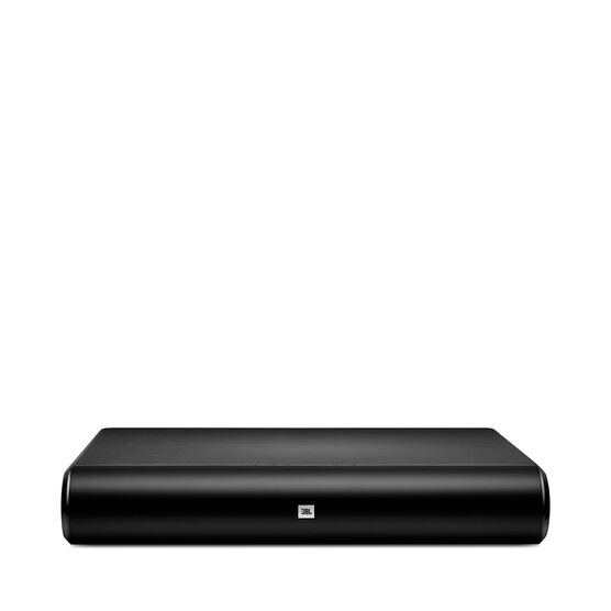 JBL Cinema Base - Black - Home cinema 2.2 all in one soundbase for television - Front