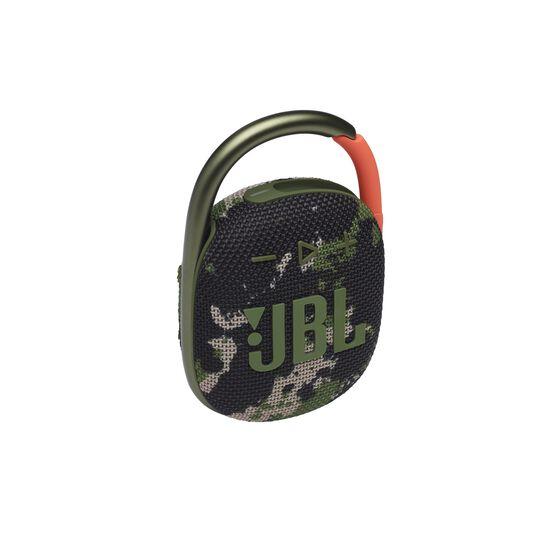 JBL CLIP 4 - Squad - Ultra-portable Waterproof Speaker - Hero