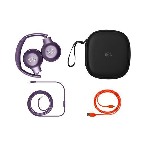 EVEREST™ 310GA - Purple - Wireless on-ear headphones - Detailshot 3