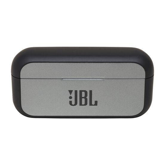 JBL REFLECT FLOW - Black - True wireless sport headphones. - Detailshot 4