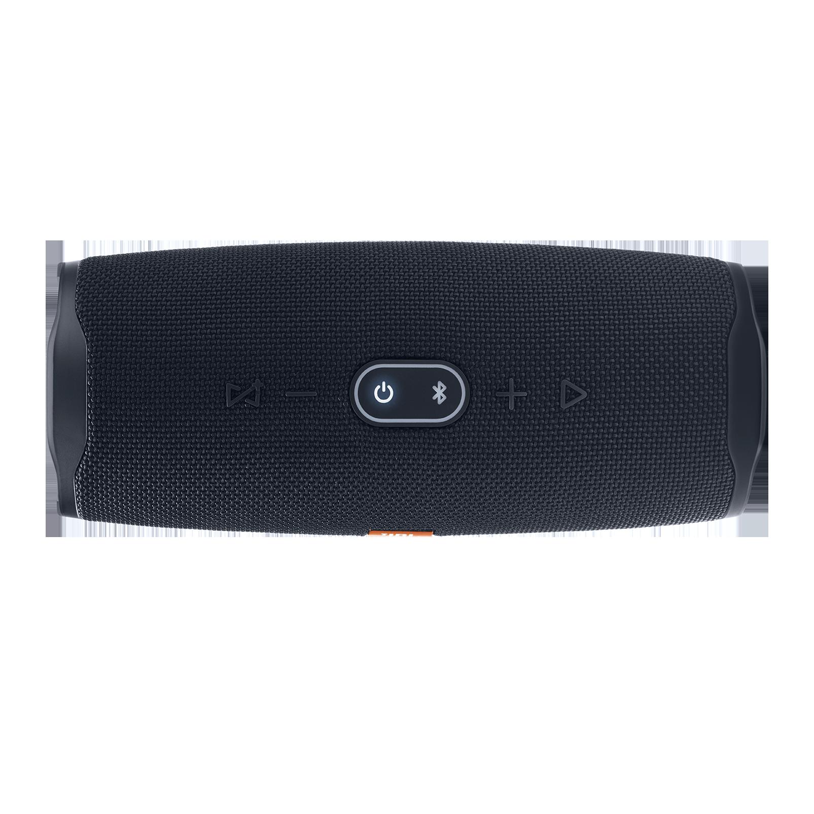 JBL Charge 4 - Black - Portable Bluetooth speaker - Detailshot 1