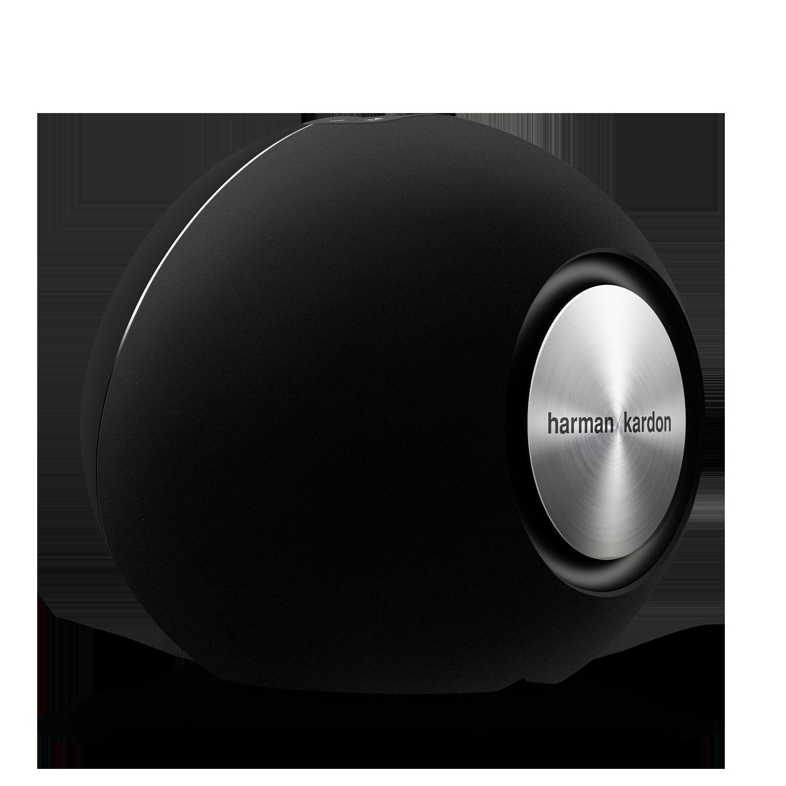 Omni 10 Plus - Black - Wireless HD speaker - Detailshot 2