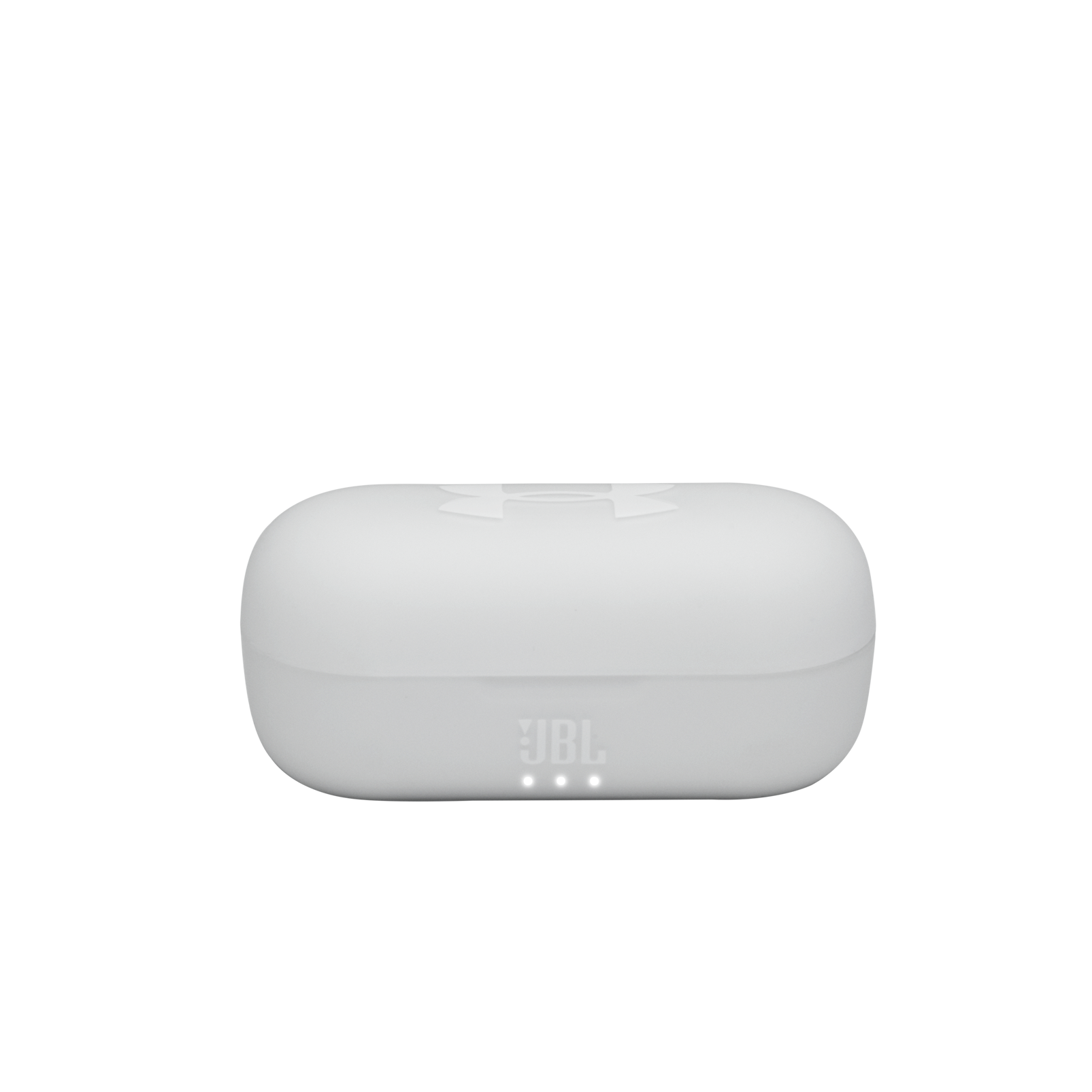 UA True Wireless Streak - White - Ultra-compact In-Ear Sport Headphones - Detailshot 5