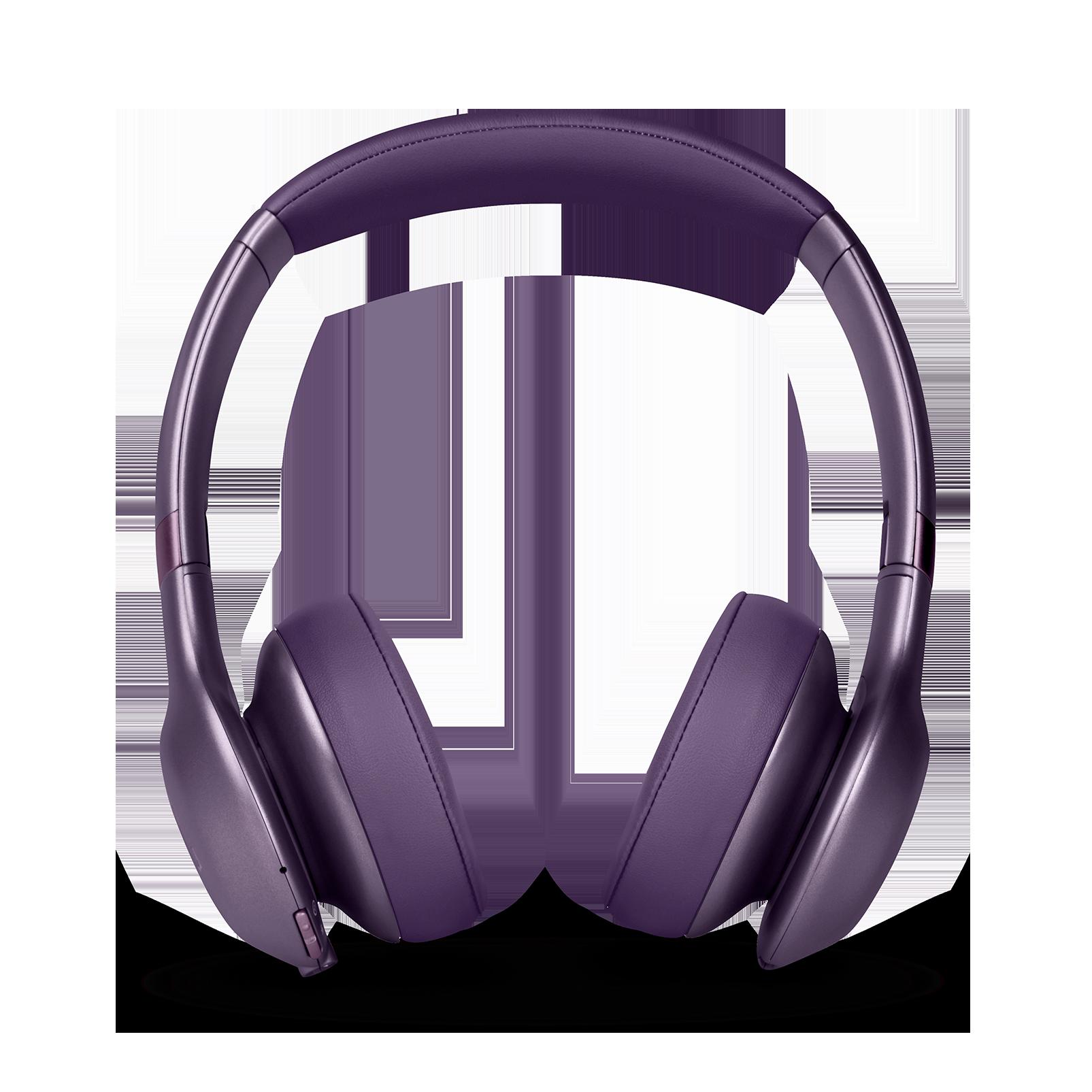EVEREST™ 310GA - Purple - Wireless on-ear headphones - Front