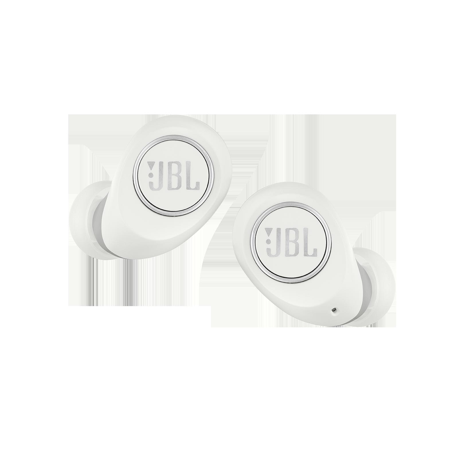 JBL Free X - White - True wireless in-ear headphones - Detailshot 2