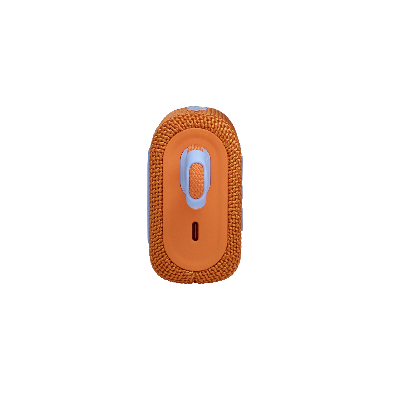 JBL GO 3 - Orange - Portable Waterproof Speaker - Left