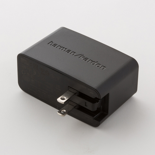 Harman Kardon ESQUIRE 3-Port USB AC power adapter - White - Hero