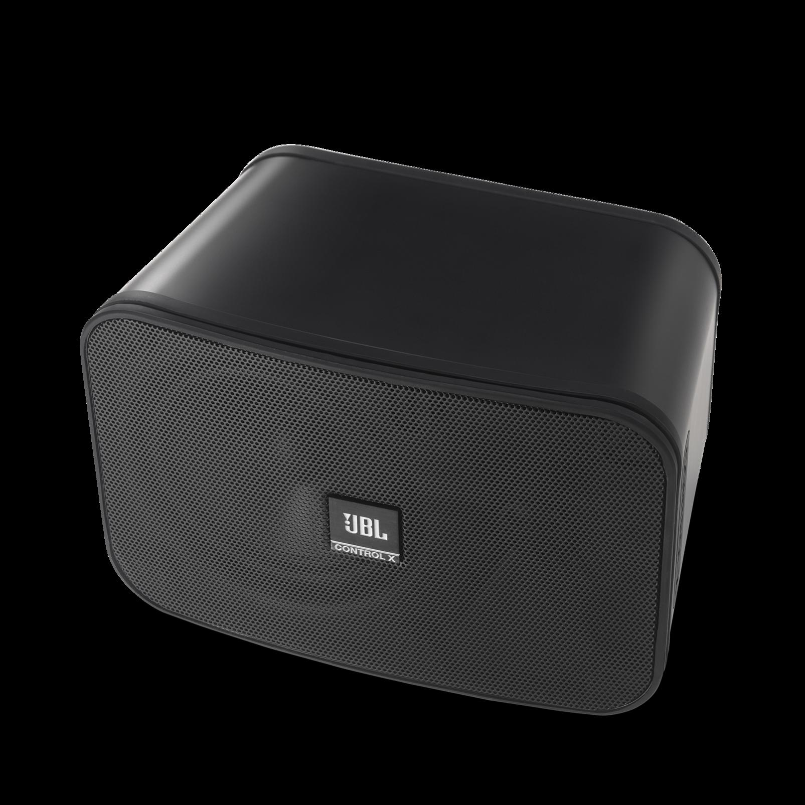 """JBL Control X - Black - 5.25"""" (133mm) Indoor / Outdoor Speakers - Detailshot 19"""