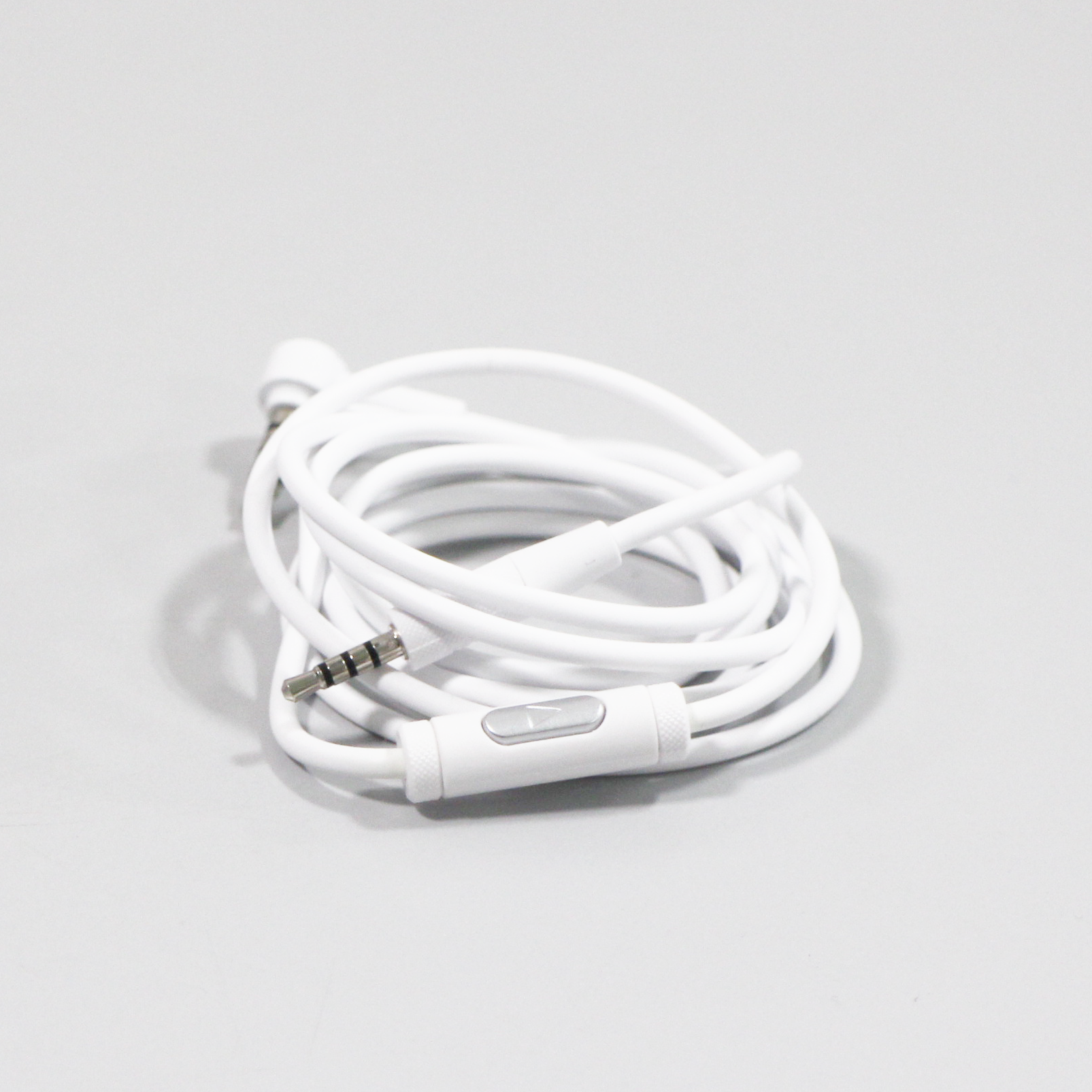 JBL E30 Cable with remote controller for smartphone - White - Hero