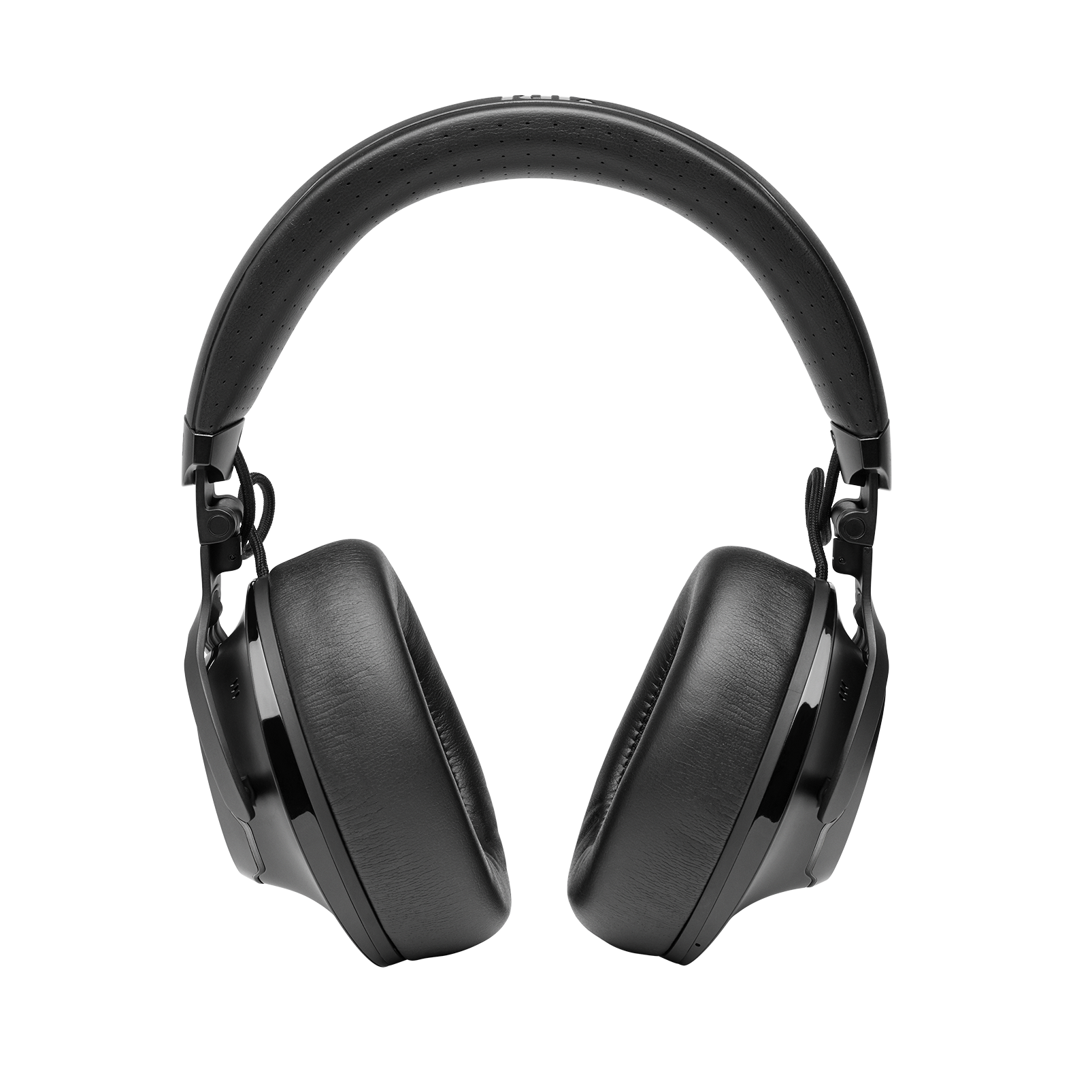 JBL CLUB 950NC - Black - Wireless over-ear noise cancelling headphones - Front